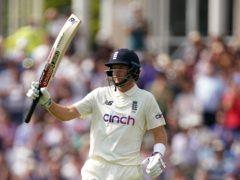Joe Root struck a half-century for England (Tim Goode/PA)