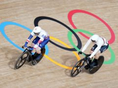 Jason Kenny is into the men's keirin quarter-finals (Danny Lawson/PA)