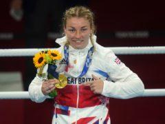 Lauren Price won Great Britain's 22nd gold medal of Tokyo 2020 (Adam Davy/PA)