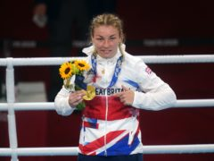 Lauren Price won Team GB's final gold of the Tokyo Olympics (Adam Davy/PA)