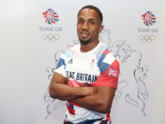 CJ Ujah has maintained his innocence over a doping charge (David Davies/PA)