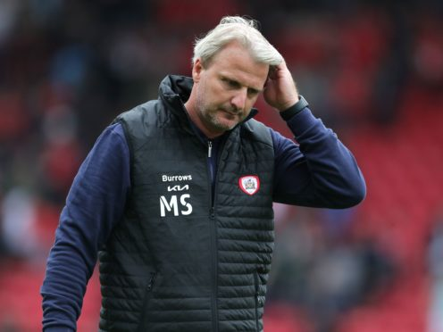 Barnsley manager Markus Schopp is without four players for the visit of Birmingham (Richard Sellers/PA)