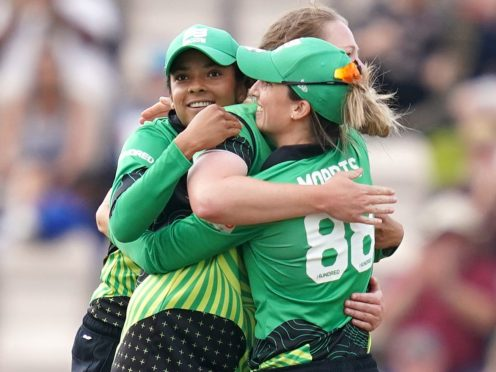 Southern Brave have cruised into the women's final of The Hundred (John Walton/PA)