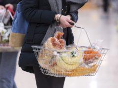 Morrisons saw the largest decline of the big four supermarket giants (Jon Super/PA)