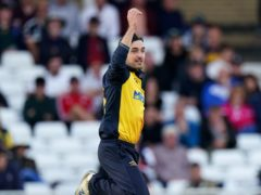 Andrew Salter was among those to star for Glamorgan (Zac Goodwin/PA)