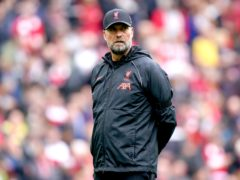 Jurgen Klopp is in no rush to make a midfield signing (Mike Egerton/PA)