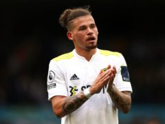 Burnley tried to sign Kalvin Phillips in 2019 (Richard Sellers/PA)