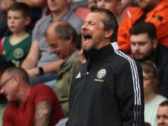 Sheffield United manager Slavisa Jokanovic was unimpressed by his side's display against Luton (Mark Kerton/PA).
