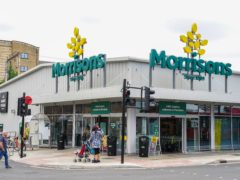 Pension scheme trustees for Morrisons have raised concerns over the potential impact of a takeover (PA)