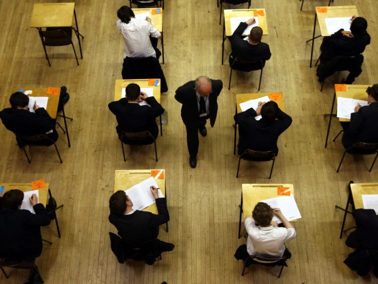 There are calls for the Curriculum for Excellence to be simplified (David Jones/PA)