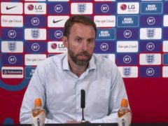 Gareth Southgate named his first squad since Euro 2020 on Thursday (PA)