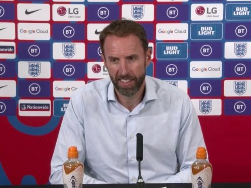 Gareth Southgate's Three Lions made history on home soil over the summer (PA Wire)