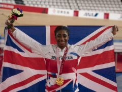 Kadeena Cox won gold in Tokyo (imagecommsralympicsGB/PA)