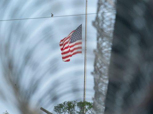 Camp Justice at Guantanamo (Alex Brandon/AP)