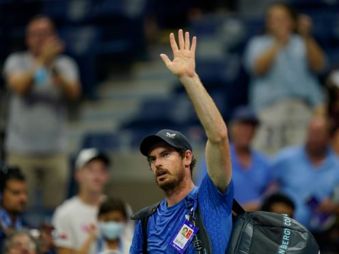 Andy Murray bowed out in five sets (Seth Wenig/AP)