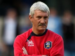 Terry McDermott has been diagnosed with dementia (Nick Potts/PA).
