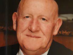 Patrick Allan, 81, died following the crash (Police Scotland/PA)