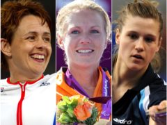 Tanni Grey-Thompson, left, Esther Vergeer, centre, and Natalia Partyka, right, enjoyed phenomenal Paralympic careers (PA)