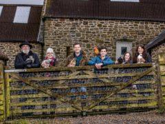 TV presenter Matt Baker's Our Farm in the Dales will return for two more series (Charlotte Graham)