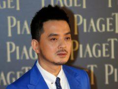 Hong Kong singer Anthony Wong (AP)