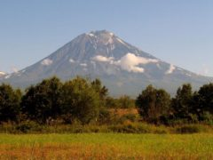 Volcanoes acted as a safety valve for Earth's long-term climate, research suggests (: Dr Tom Gernon/University of Southampton)
