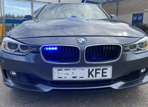 Big KFE: Fife's most famous undercover police car is being retired