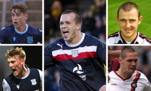 'We didn't know if we'd make it': Former Dundee youth product Steven Milne delighted to see young stars get their chance at Dens Park again