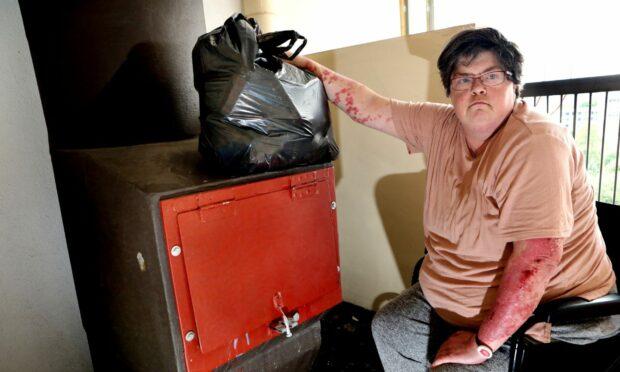'Intolerable misery' awaits Dundee multi residents as bin chute closures near