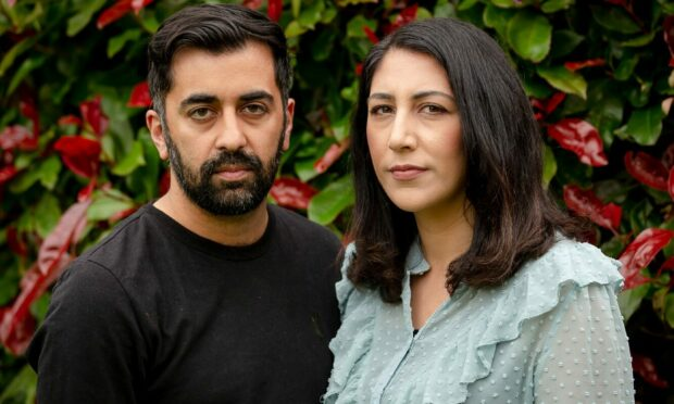 Humza Yousaf's wife Nadia claims there is 'an underbelly of racism in Scotland' and says family have suffered 'victim blaming at the highest level'