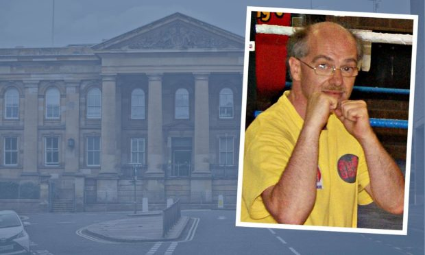 Former Dundee karate instructor 'sorry' for downloading child abuse and bestiality images