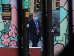 Stephen Green outside Wolverhampton Magistrates' Court (Richard Vernalls/PA)