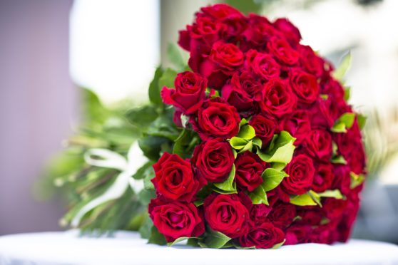 Kirkcaldy woman stole red roses left for her neighbour – but was caught out when she posted on Facebook: 'Look what I got today'