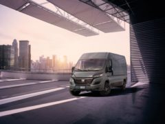 The Ducato is now fitted with a range of safety systems