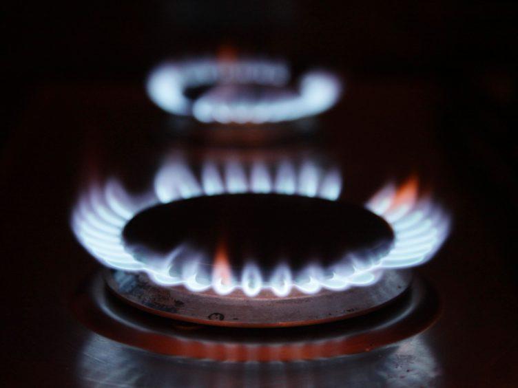 The price of gas has risen sharply (Yui Mok/PA)