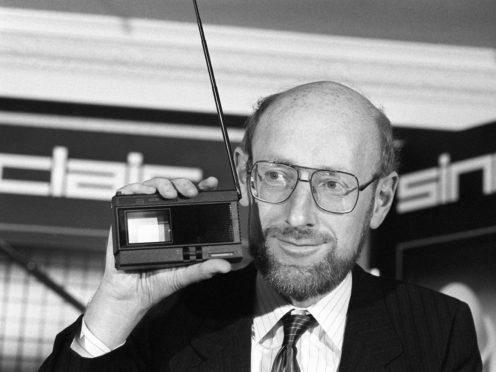 Clive Sinclair was a pioneering entrepreneur (PA)