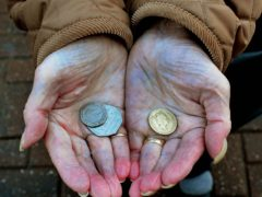 The Government is being urged to announce a decision soon about the state pensions triple lock (Rui Vieira/PA)