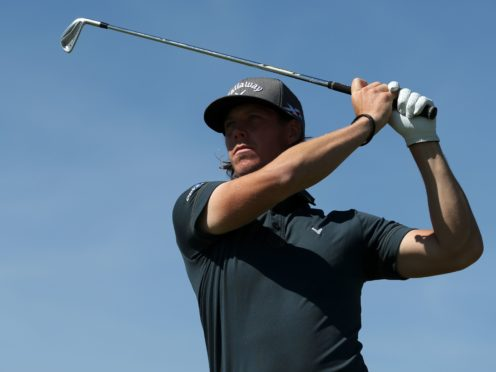 Sweden's Kristoffer Broberg holds the halfway lead in the Dutch Open (David Davies/PA)