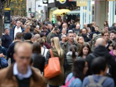 The population of the UK is currently estimated to be 66.282 million (PA)