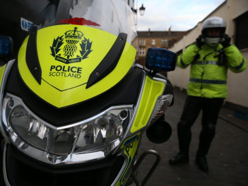 Police said enquiries are currently ongoing (Andrew Milligan/PA)