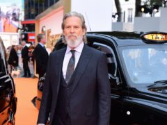 Actor Jeff Bridges has revealed his cancer is in remission and he is recovering after being taken to hospital with Covid-19 (Ian West/PA)