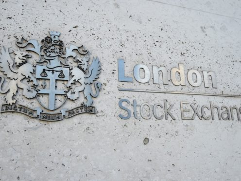 The FTSE closed higher on Tuesday (Kirsty O'Connor/PA)