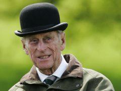 The Duke of Edinburgh (Andrew Milligan/PA)