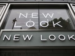 Mike Coupe will become the next chairman of New Look. (Yui Mok / PA)