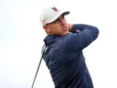 Brooks Koepka was in no mood to answer questions about his relationship with rival Bryson DeChambeau as he took aim at the assembled media