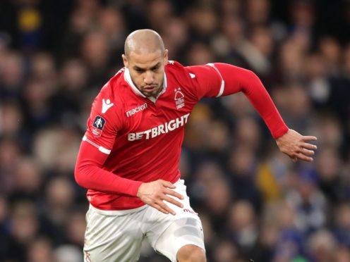 Former Nottingham Forest midfielder Adlene Guedioura has signed for Sheffield United (John Walton/PA)