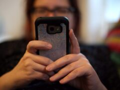 More than 80% of UK mobiles and landlines will be able to use 159 at the outset (Yui Mok/PA)