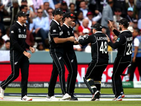 New Zealand's tour of Pakistan has been cancelled following a security alert (Nick Potts/PA)