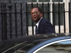 Business Secretary Kwasi Kwarteng is holding a fresh round of crisis talks with the energy industry amid fears more small suppliers could go to the wall following a surge in gas prices (Stefan Rousseau/PA)