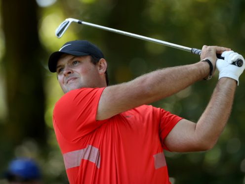 Patrick Reed was told his bout of double pneumonia could have proved fatal (Bradley Collyer/PA)