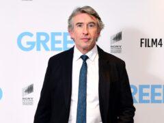 Steve Coogan said he did not take the decision to play Savile 'lightly' (Ian West/PA)